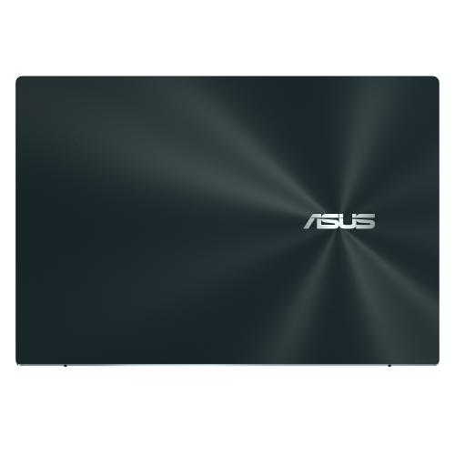 Ultrabook ASUS ZenBook Duo 14 UX482EA-HY024R, Intel Core i5-1135G7, 14inch Touch, RAM 8GB, SSD 512GB, Intel Iris Xe Graphics, Windows 10 Pro, Celestial Blue 10
