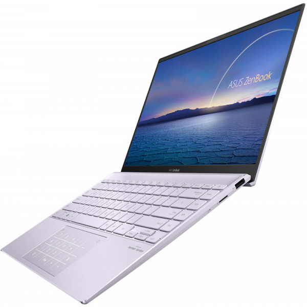 UltraBook ASUS ZenBook 14 UX425JA-BM003T, 14 FHD, Intel Core i5-1035G1 (1.0GHz, up to 3.6GHz, 6MB), Intel UHD, 16GB DDR4, SSD 512GB, no ODD, Windows 10 Home, Lila 5
