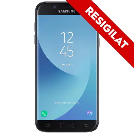 Telefon mobil Samsung Galaxy J5 (2017), Dual Sim, 16GB, 4G, Black (SM-J530FZKDROM)