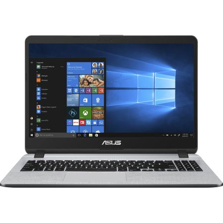 "Laptop ASUS X507UA-EJ782R cu procesor Intel® Core™ i5-8250U pana la 3.40 GHz, Kaby Lake R, 15.6"", Full HD, 8GB, 256GB SSD, Intel® UHD Graphics 620, Microsoft Windows 10 Pro, Grey 10"