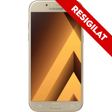 Telefon mobil Samsung Galaxy A5 (2017), 32GB, 4G, Gold (SM-A520FZDAROM) 0