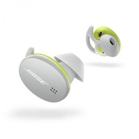 Căști In Ear True Wireless Bose Sport Earbuds Glacier White1