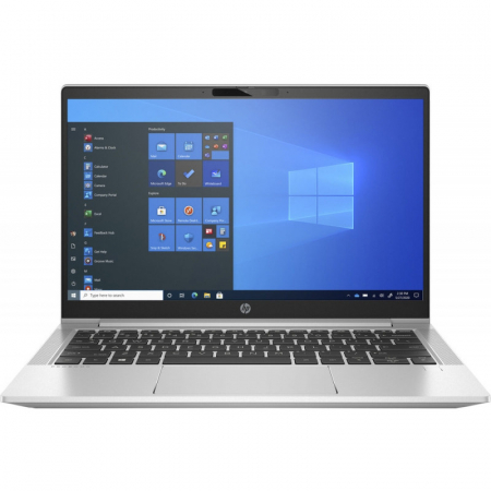 Laptop HP 13.3'' ProBook 430 G8, FHD, Procesor Intel® Core™ i7-1165G7 (12M Cache, up to 4.70 GHz, with IPU), 8GB DDR4, 256GB SSD, Intel Iris Xe, Win 10 Pro, Silver, 203F6EA [0]
