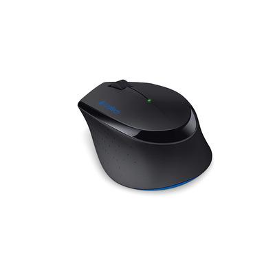 Kit Mouse Wireless Logitech + Tastatura MK345, Black2