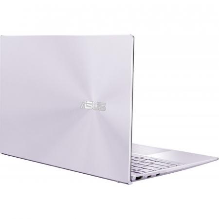 Ultrabook ASUS ZenBook 14 UM425IA-AM036, AMD Ryzen 7 4700U, 14inch, RAM 8GB, SSD 512GB, AMD Radeon Graphics, No OS, Violet [8]