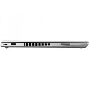 "Laptop ultraportabil HP ProBook 430 G7 cu procesor Intel Core i5-10210U pana la 4.20 GHz, 8GB, 13.3"", Full HD, 8GB, 256GB SSD, Intel UHD Graphics, Windows 10 Pro, SIlver, 8VT55EA3"