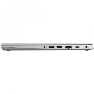 "Laptop ultraportabil HP ProBook 430 G7 cu procesor Intel Core i5-10210U pana la 4.20 GHz, 8GB, 13.3"", Full HD, 8GB, 256GB SSD, Intel UHD Graphics, Windows 10 Pro, SIlver, 8VT55EA4"