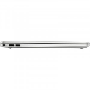 Laptop HP 15.6'' 15s-fq1708nd, FHD, Procesor Intel® Core™ i5-1035G1 (6M Cache, up to 3.60 GHz), 8GB DDR4, 256GB SSD, GMA UHD, Win 10 Home, Silver, 1E6W6EA5