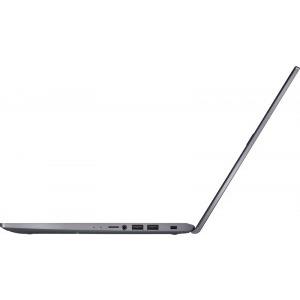 Laptop ASUS 15.6'' X515MA-BR414, HD, Procesor Intel® Celeron® N4020 (4M Cache, up to 2.80 GHz), 4GB DDR4, 256GB SSD, GMA UHD 600, No OS, Slate Grey [10]