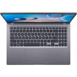 Laptop ASUS 15.6'' X515MA-BR414, HD, Procesor Intel® Celeron® N4020 (4M Cache, up to 2.80 GHz), 4GB DDR4, 256GB SSD, GMA UHD 600, No OS, Slate Grey [3]