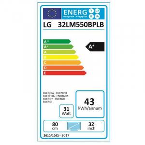 Televizor LED LG 32LM550BPLB, 80cm, negru, HD Ready8