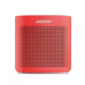 Boxa Bluetooth Bose SoundLink Color II, Coral Red, 752195-04000