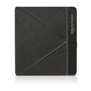 Husa de protectie Kobo Forma Sleep Cover, Negru, N782-AC-BK-E-PU0