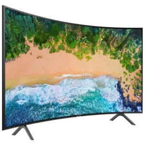 Televizor LED Smart Curbat Samsung, 123 cm, 49NU7372, 4K Ultra HD
