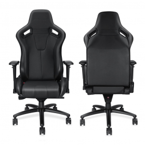 Scaun Gaming Anda Seat Dark Knight Negru AD12XL-DARK-B-PV/C2