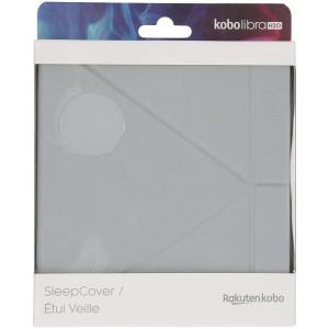 Husa Kobo SleepCover Libra H2O Gris (N873-AC-GY-E-PU) Gri4