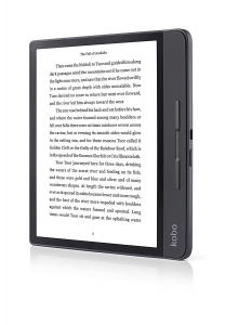 eBook Reader Kobo Forma N782-KU-BK-K-EP 8inch, 8GB, Black2