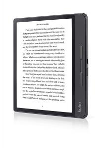 Resigilat - eBook Reader Kobo Forma N782-KU-BK-K-EP 8inch, 8GB, Black [2]