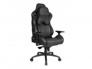 Scaun Gaming Anda Seat Dark Knight Negru AD12XL-DARK-B-PV/C3