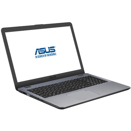 "Resigilate-Laptop ASUS VivoBook Max F542UN-DM127 cu procesor Intel® Core™ i5-8250U pana la 3.40 GHz, Kaby Lake R, 15.6"", Full HD, 8GB, 256GB SSD, NVIDIA GeForce MX150 4GB, Endless OS, Dark Grey2"