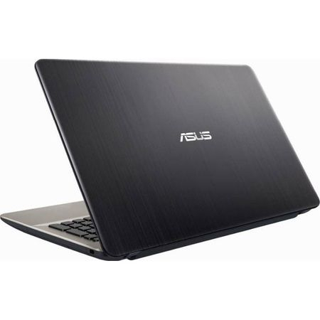"Laptop ASUS X541UA-DM1223 cu procesor Intel® Core™ i3-7100U 2.40 GHz, Kaby Lake, 15.6"", Full HD, 4GB, 256GB SSD, DVD-RW, Intel® HD Graphics 620, Endless OS, Chocolate Black"