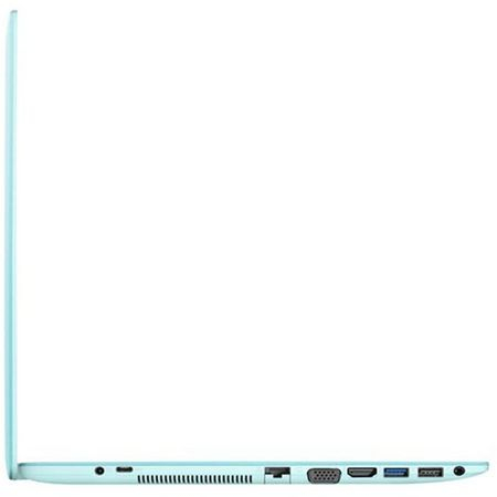 "ASUS X541UA-GO1710, 15.6"", I3-7100U, 4GB, 500GB, DVD-RW, ENDLESS AQUA BLUE"