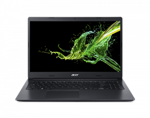 Laptop Acer Aspire 3 Intel Core Whiskey Lake (8th Gen) i3-8145U 1TB 4GB nVidia GeForce MX230 2GB FullHD IPS Black nx.hedex.0290