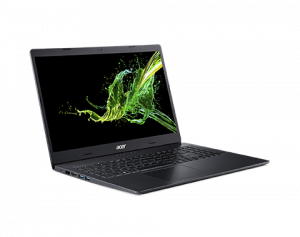 Laptop Acer Aspire 3 Intel Core Whiskey Lake (8th Gen) i3-8145U 1TB 4GB nVidia GeForce MX230 2GB FullHD IPS Black nx.hedex.0291