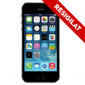 Resigilat-Telefon Mobil Apple iPhone 5S 16GB Space Gray (tiph5s16gbspgry)0