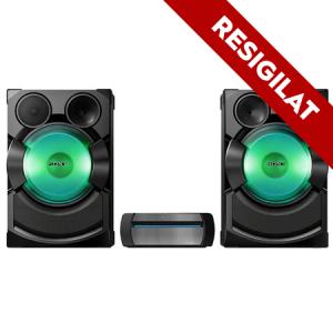 Resigilat - Sistem Audio Sony SHAKE-X70 High Power, Bluetooth, NFC, Party music0
