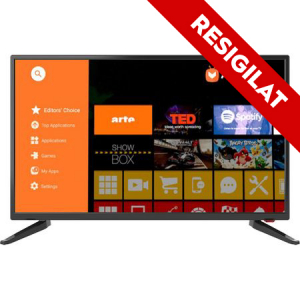 Resigilat-Televizor Smart LED, Vision Touch AND32, 80 cm, HD, Android0