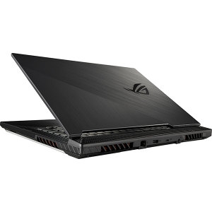 "Laptop Gaming ASUS ROG Strix G G531GV-AL027, Intel Core i7-9750H pana la 4.5GHz, 15.6"" Full HD, 16GB, SSD 512GB, NVIDIA GeForce RTX 2060 6GB, Free Dos, Negru1"