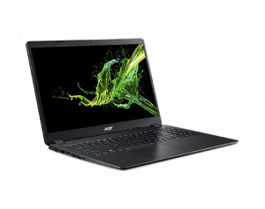 Laptop Acer Aspire 3 A315-56-594W, 15.6 FullHD, Intel Core (10th Gen) i5-1035G, RAM 8 GB, 256GB SSD , Win10 Home, Steel Grey, NX.A0TAA.0053