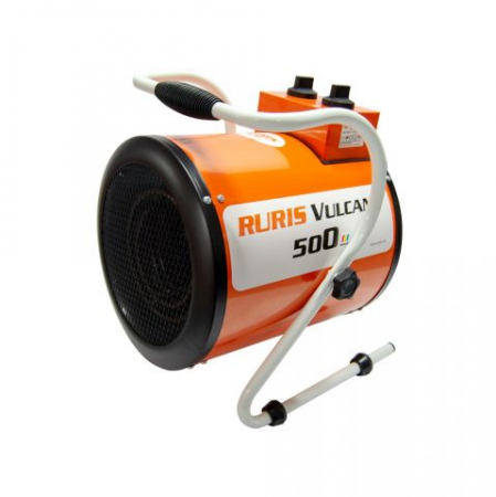 Aeroterma electrica RURIS Vulcano 5000