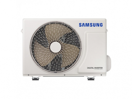 Aparat de aer conditionat Samsung AR12TXFCAWKNEU/AR12TXFCAWKXEU, Wind Free Confort, 12000 btu, SmartThings (Wi-Fi), Dezumidificare [7]