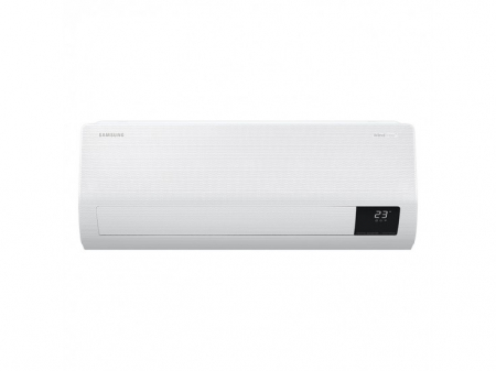 Aparat de aer conditionat Samsung AR12TXFCAWKNEU/AR12TXFCAWKXEU, Wind Free Confort, 12000 btu, SmartThings (Wi-Fi), Dezumidificare [0]