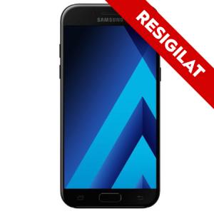Resigilat-Telefon mobil Samsung Galaxy A5 (2017), 32GB, 4G, Black SM-A520FZKAROM0