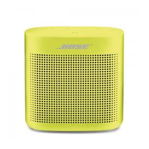 Boxa Bluetooth Bose SoundLink Color II, Citron, 752195-09000