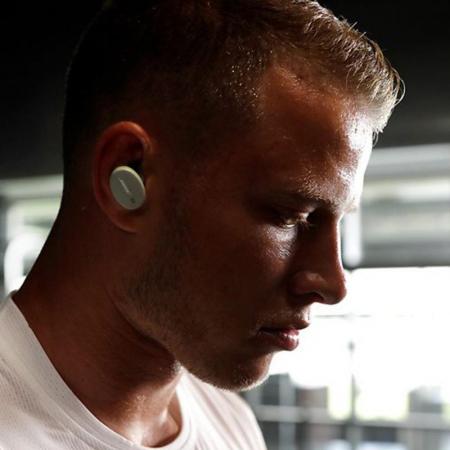 Căști In Ear True Wireless Bose Sport Earbuds Glacier White4