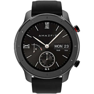 Ceas smartwatch Amazfit GTR, 42mm, Starry Black0