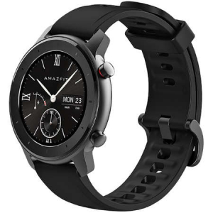 Ceas smartwatch Amazfit GTR, 42mm, Starry Black1