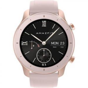 Ceas smartwatch Amazfit GTR, 42mm, Cherry Blossom Pink0