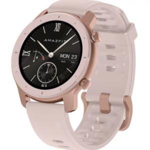 Ceas smartwatch Amazfit GTR, 42mm, Cherry Blossom Pink3