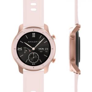 Ceas smartwatch Amazfit GTR, 42mm, Cherry Blossom Pink1