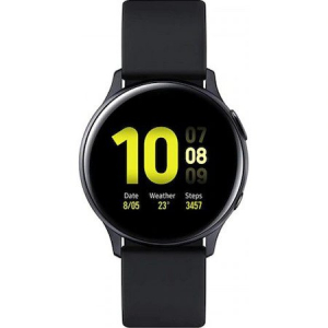 Ceas Smartwatch Samsung Galaxy Watch Active 2, 44 mm, Wi-Fi, Aluminum – Aqua Black0