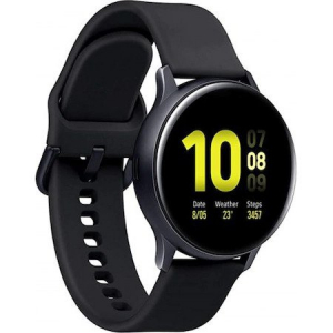 Ceas Smartwatch Samsung Galaxy Watch Active 2, 44 mm, Wi-Fi, Aluminum – Aqua Black1