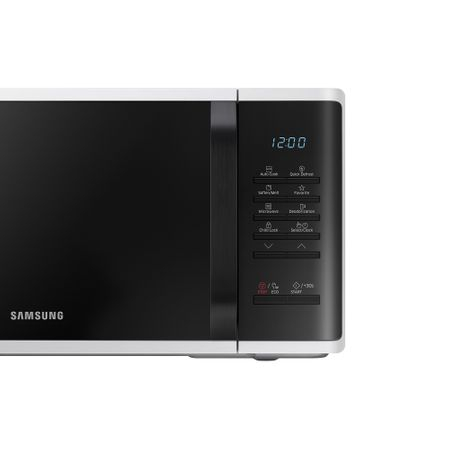 Cuptor cu microunde Samsung MS23K3513AW/OL, 23 l, 800W, Touch control, Alb3