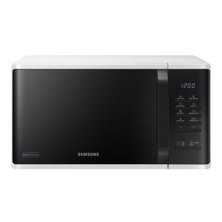 Cuptor cu microunde Samsung MS23K3513AW/OL, 23 l, 800W, Touch control, Alb0