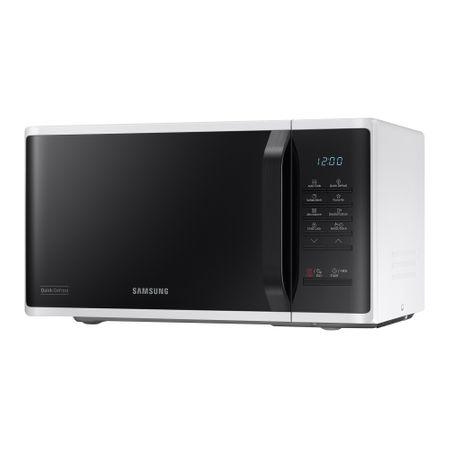 Cuptor cu microunde Samsung MS23K3513AW/OL, 23 l, 800W, Touch control, Alb1