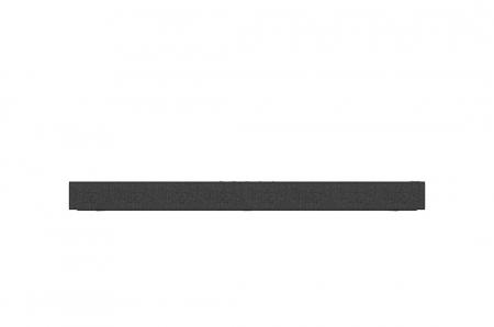 Soundbar LG SP2, 100W, 2.1, Bluetooth, Subwoofer integrat, Negru
